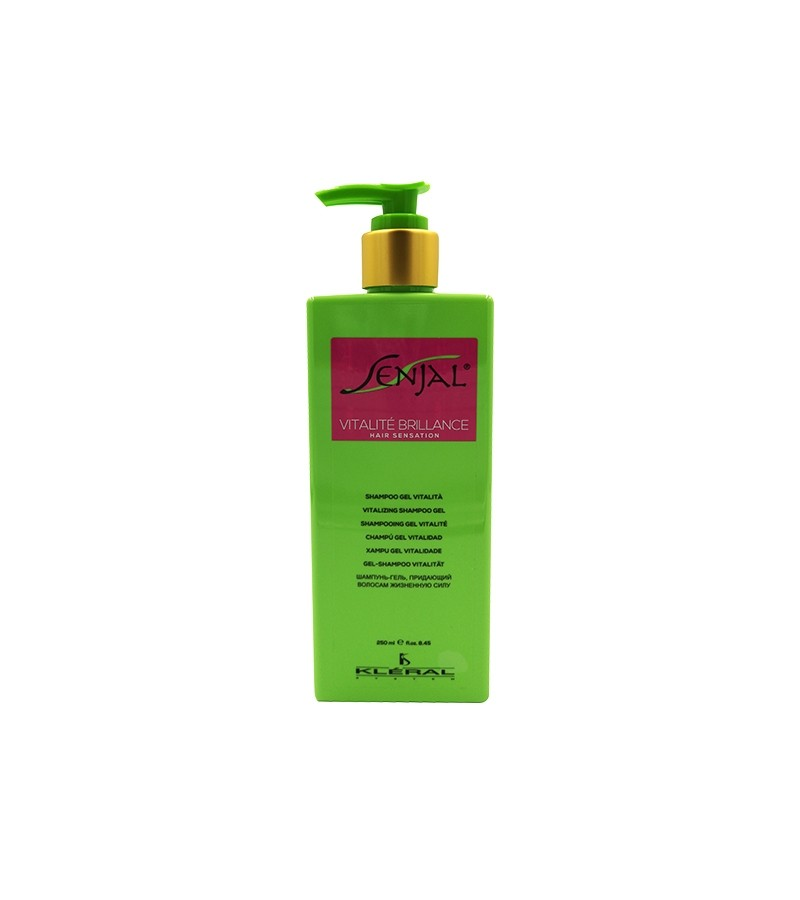 SENJAL šampūnas plaukų gyvybingumui